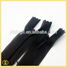 high quality 3# 4# 5# nylon zipper invisible zipper long chain