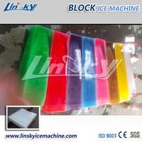 Linsky Ice Machine Block Ice Making Machine Color Ice Block