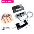 2014 Professional Black nail art tool Electric nail file Nail Drill kit #6105
