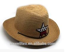 wholesale summer beach children straw hat