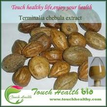 100% Natural Fructus Chebulae Extract/Medicine Terminalia Fruit P.E.