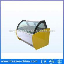 no frost mini fridge used in Gelateria Sanye manufacture