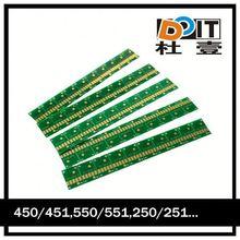 China model, pgi-850/851 cartridge chips for canon MG 5480