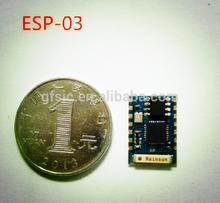 ESP8266 A serial port WIFI The remote wireless control ESP-03 The wireless module