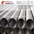 De pared delgada tubos de acero inoxidable