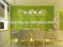 interior wall decoration plastic 3d wall board
