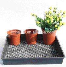 2015 Pratical square plastic nursery tray, tray plate,nursery tary set