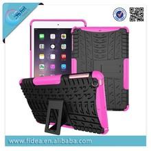 2 in 1 kickstand case for ipad mini 3 for ipad 2/3/4/5/6 combo case