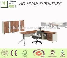 High end modern office furniture cheap white office desk5%discount