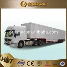 North Benz Beiben 6x4 LNG/CNG WEICHAI Engine truck trailers container carrier , remote control truck trailer