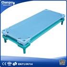 EN716 Certificate Kindergarden Plastic Stackable Kid Bed