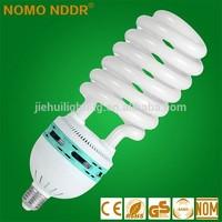 Economic CFL Half Spiral Energy Saving Light Bulb