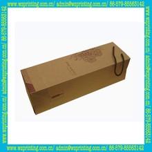 china alibaba eco wine carrying kraft paper bags food grade