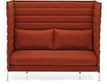 high back alcove sofa