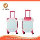 Cute Girl Travel Pro Pink Trolley Bag