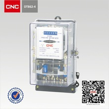 DT862 Three Phase Mechanical watt meter 3 phase