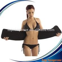 Neoprene Waist Trimmer Belt Brace with Pocket for Men and Women