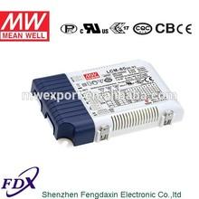 Meanwell LCM-60 0~10Vdc and PWM Signal Dimming LED Dali Driver