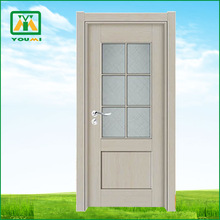P002 Special Top Sell Composite Main Double Door Wooden