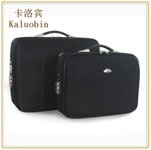 dongguan new arrival fashion hand luggage oxford material business wholesale fabric man bag