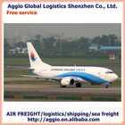 aggio ship container from china to usa canada australia