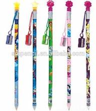Promotional Super Jumbo pencil,wooden craft pencil