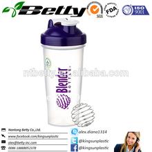 Hot sell BPA FREE blender bottle supplement custom shaker sport