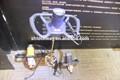 Miscelatore elettrico a mano usato per intonaco, cemento, mattonelle di malta adesiva