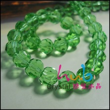 Colorful Vintage Nobleness Durability Glass Beads For Chandelier Light