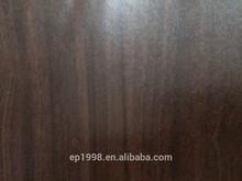 45G BLACK WALNUT WOOD PU COATED PAPER