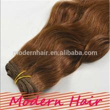 BEST SELLING!!!100% virgin peruvian hair weft,blonde deep wave hair weft,micro bead hair weft
