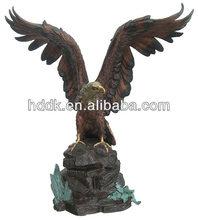 Antique Bronze Statues Eagle Sculpture VLA-BS1008