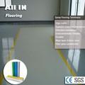 alta resistência pintura de resina epóxi piso chão rolo de alimentação
