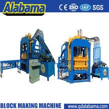overseas door-door service fully stocked volcanic ash block machine
