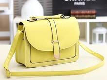 Latest design Leather handbag briefcase Vintage Shoulder bag classic girls satchel bag ladies messenger bag