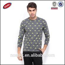 grey full hand t shirts for men charm t shirt designs