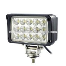 12v 27w car led tuning light 36w led work light bar 48w Auto led work light for marine