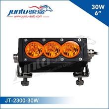 Innovative 12v led 30w 12v amber bar offroad worklight for SUV, snowmobile