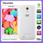 Original THL 4000 4.7 Inch MTK6582M Quad Core 1.3GHz 1GB RAM 8GB ROM Android 4.4 3G WCDMA Smart phone