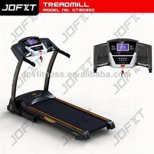 Ningbo Foldable new design motorized treadmill lifefitness fitness equipment