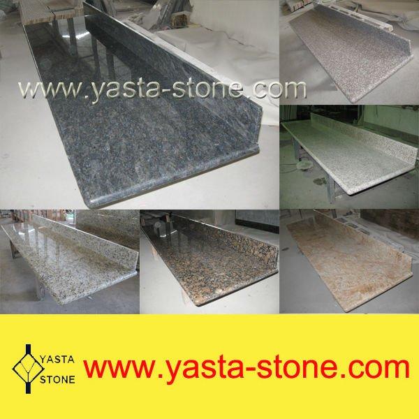 Cocina de granito mesa de un bar encimeras de ba o y for Barra de granito precio