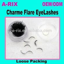High quality individual Eyelash Extension Loose Lashes
