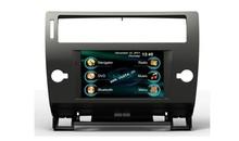 In-dash Car stereo radio/dvd/gps/mp3/3g multimedia system for Citroen C4