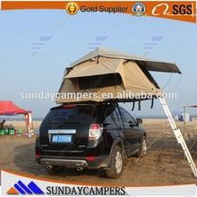 Off road advanture canvas bell tent