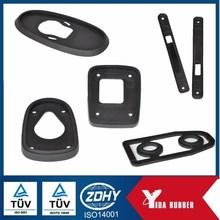 EPDM,silicone,CR,NR,NBR anti vibration rubber pad