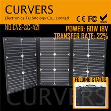 60W Sunpower Folding Solar Power Panel