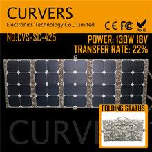 130W Sunpower Folding Solar Power Panel