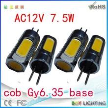 New gy 6.35 led light g4,car led light,marine 12v led light gy6.35 led cob