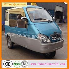 2015 200cc Water Cooling New Design Passenger Motor Tricycle , Three Wheel Motor In Nigeria