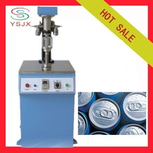 semi automatic beverage cans sealer price